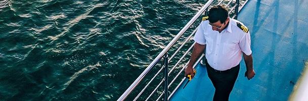 Capitan buque