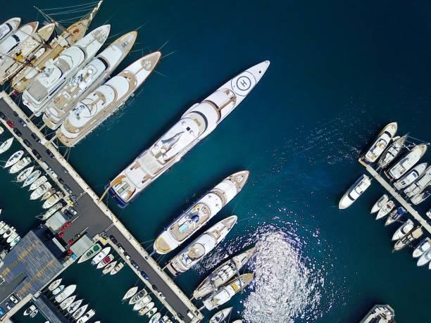 Tasa de actividad en locales de puertos deportivos